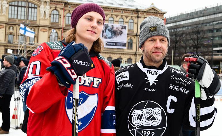 HIFK ja Roope Hintz kohtaavat TPS:n ja Tomi Kallion.