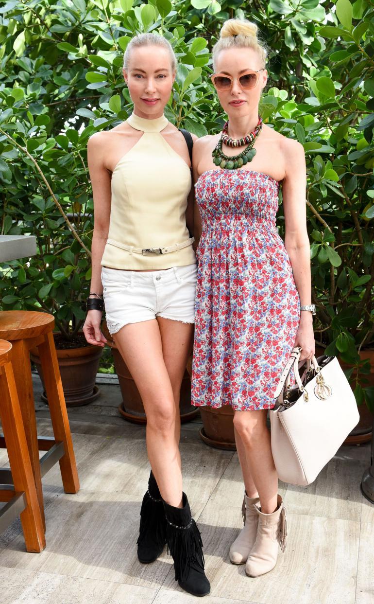 Mia ja Eva Fahler