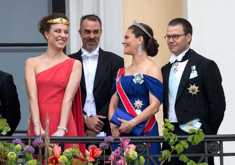 Desirée ja prinsessa Victoria