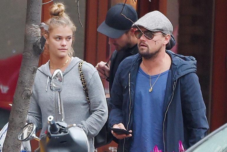 Leonardo DiCaprio ja Nina Agdal