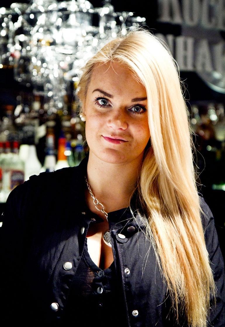 Rosanna Kulju vuonna 2011