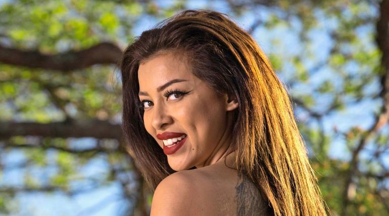 Cheyenne Järvinen ja hurmaava hymy!