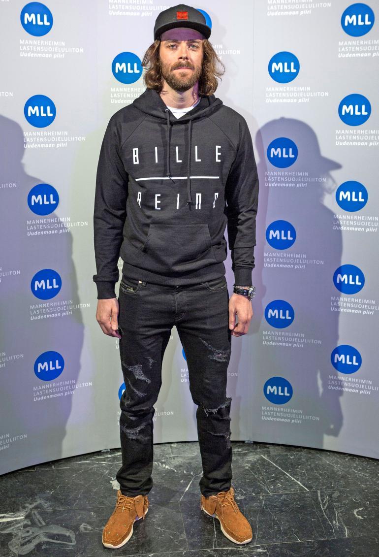 Ville Leino pelasi jättiliksalla Buffalo Sabresissa.