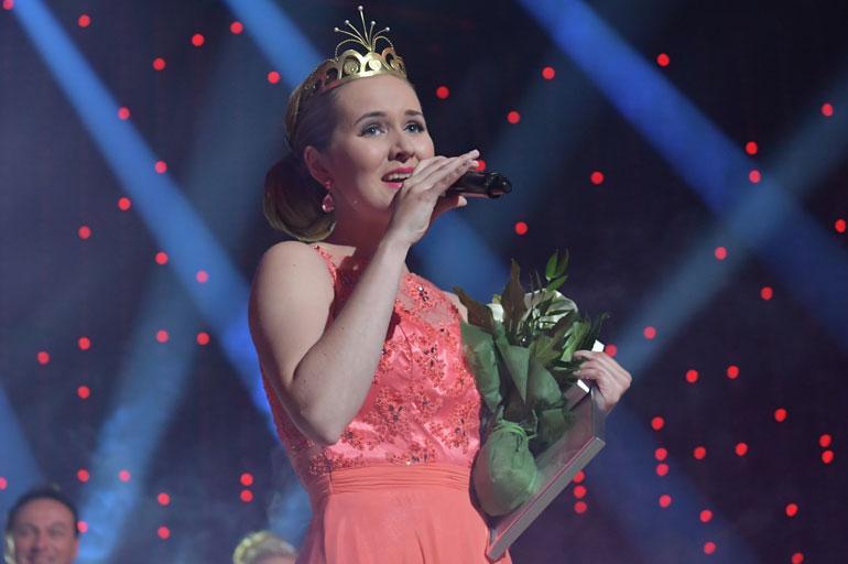Aino Niemi tangokuningatar
