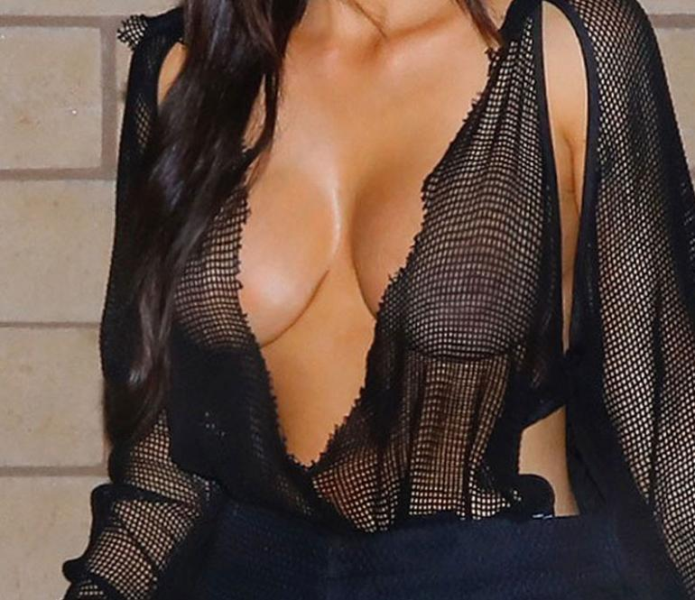 Kim Kardashian Beverly Hillsissä