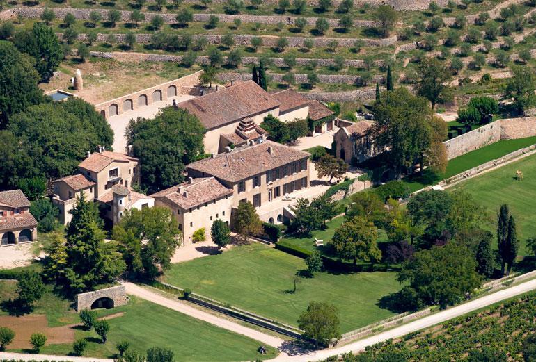 Chateau Miraval Ranskassa