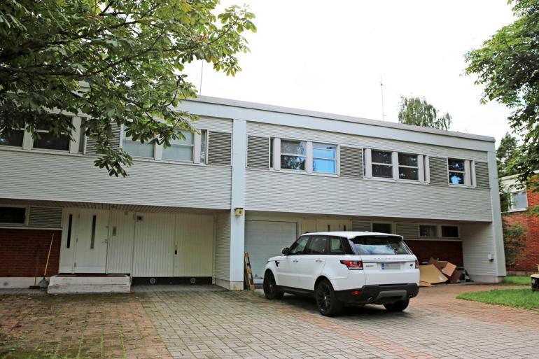 Mikko Leppilammen talo