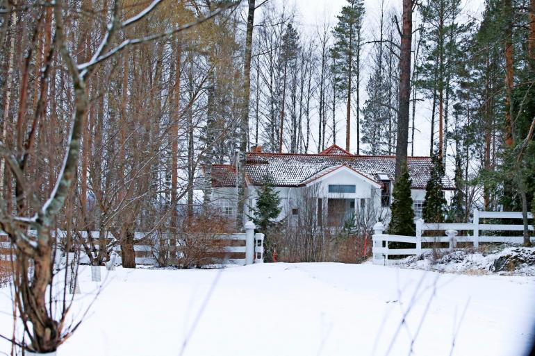 Arja Korisevan talo