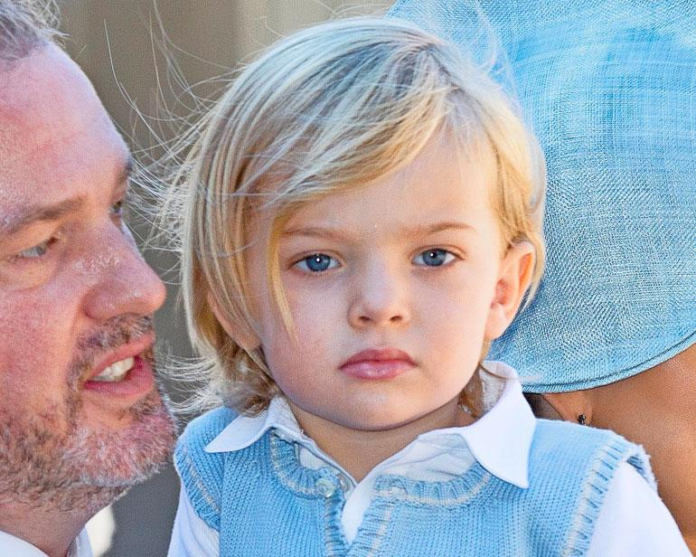 Ruotsin prinssi Nicolas