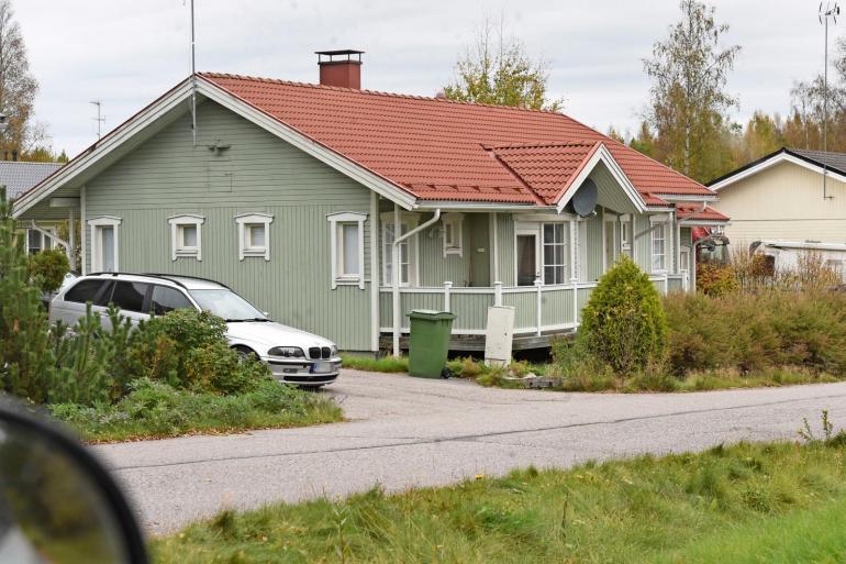 Viivi Pumpanen talo