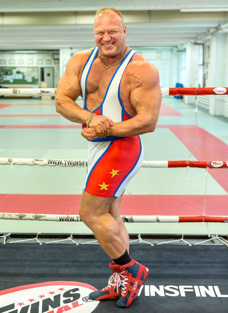 Timo Honkala on alkuperäinen Turbo.