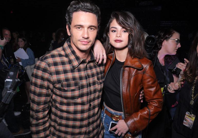 James Franco ja Selena Gomez