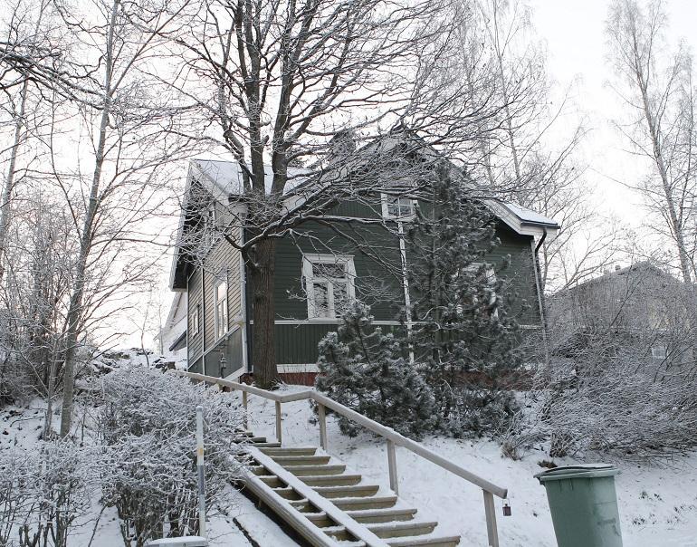 Ninan talo.