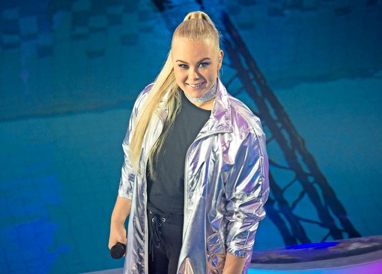 Tiia Laakso on nähty aiemmin Idolsin lisäksi The Voice of Finlandissa.  – En ole ennen päässyt näin pitkälle. Olen kehittynyt laulajana, kun ikää on tullut lisää.
