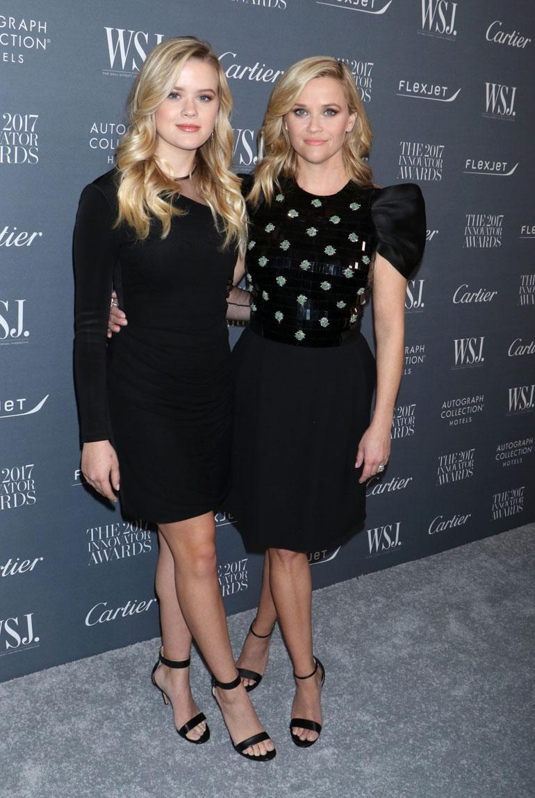 Reese ja Ava Witherspoon