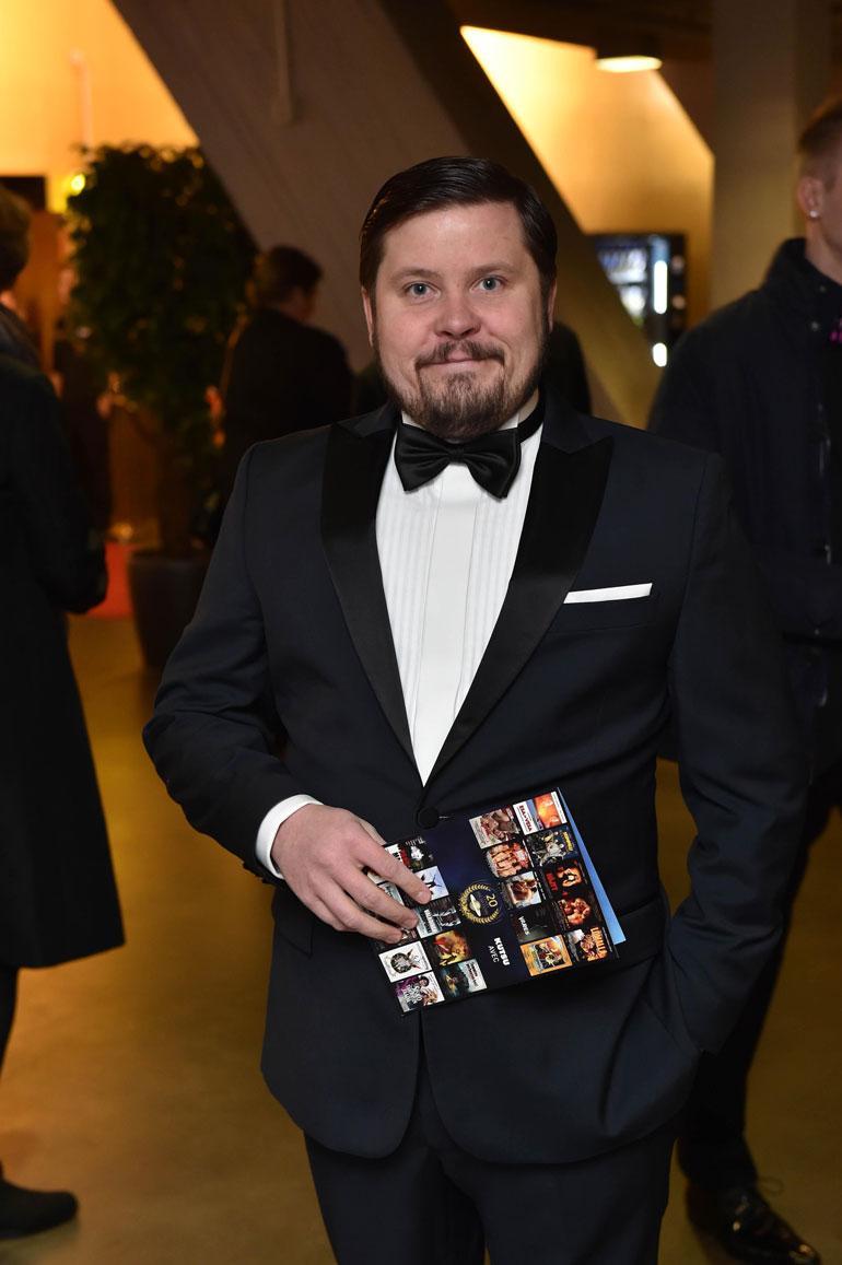 Janne Kataja vuonna 2015.
