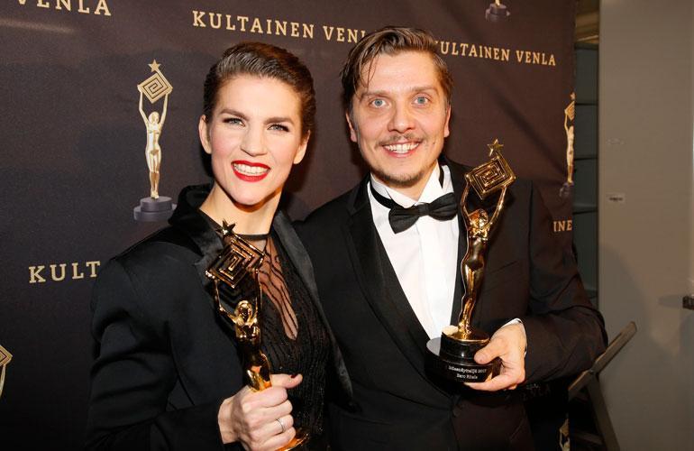 Maria Ylipää ja Eero Ritala