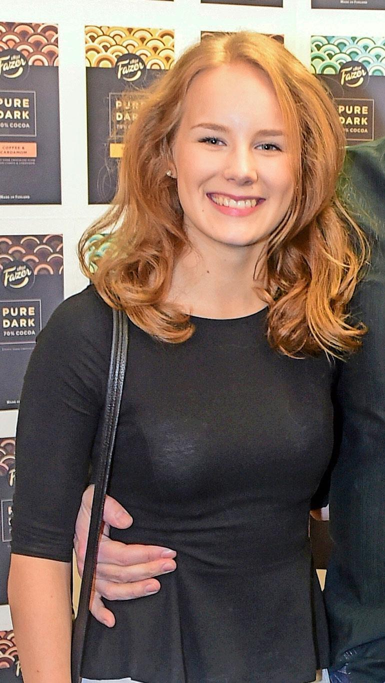 Saara Kaskilahti on Risto Kaskilahden tytär.