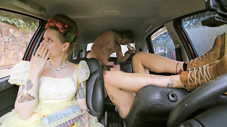 Sarja kuva auto porno