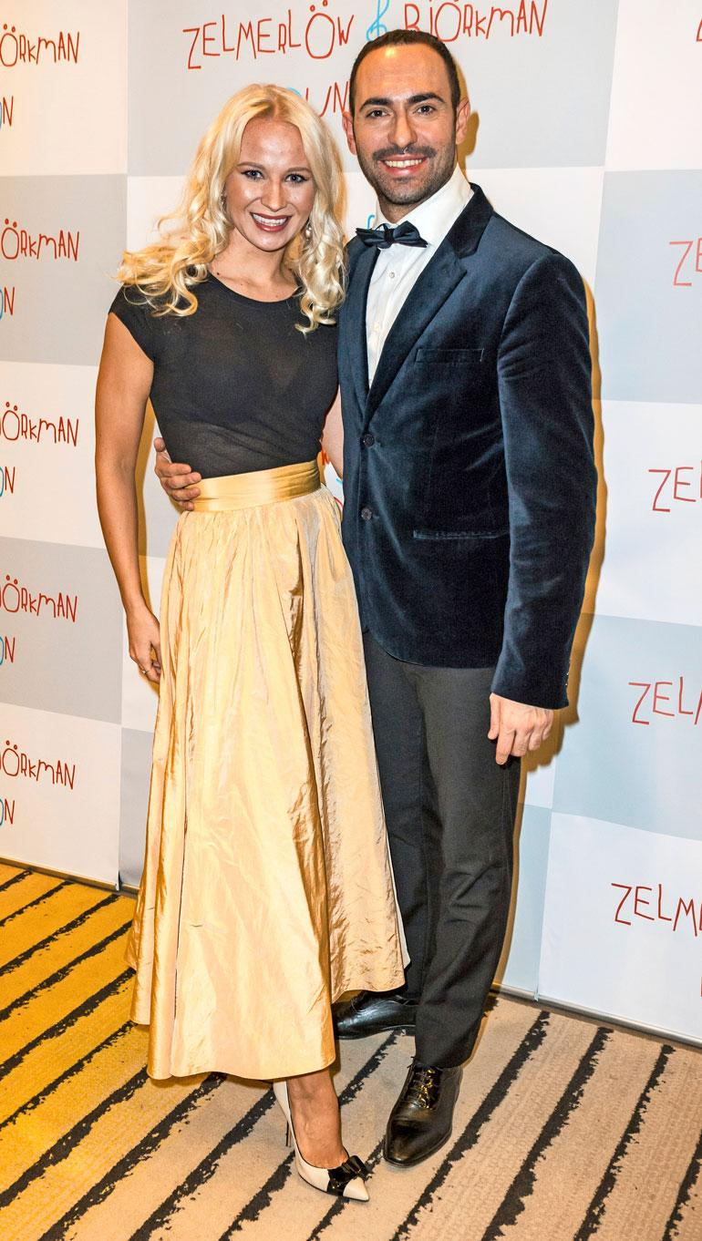 Veera on naimisissa tanssija Stefano Oradein kanssa, joka nähdään myös TTK:ssa.