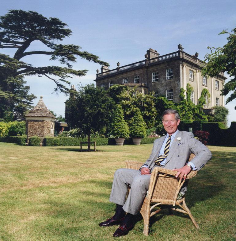 Ison-Britannian prinssi Charles