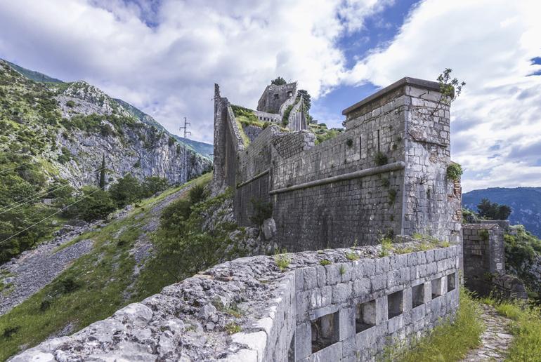 Kotorin linnoitus