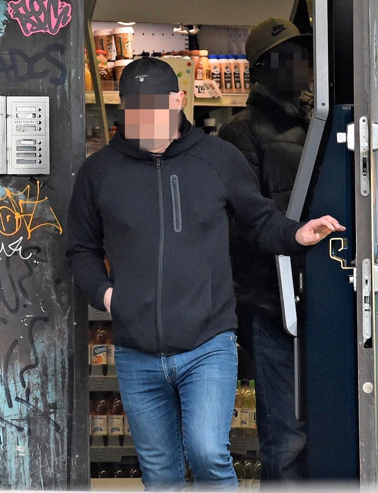 Vankilasta vapautunut helsinkiläismies poikkesi pikaisesti ostoksilla kioskilla.