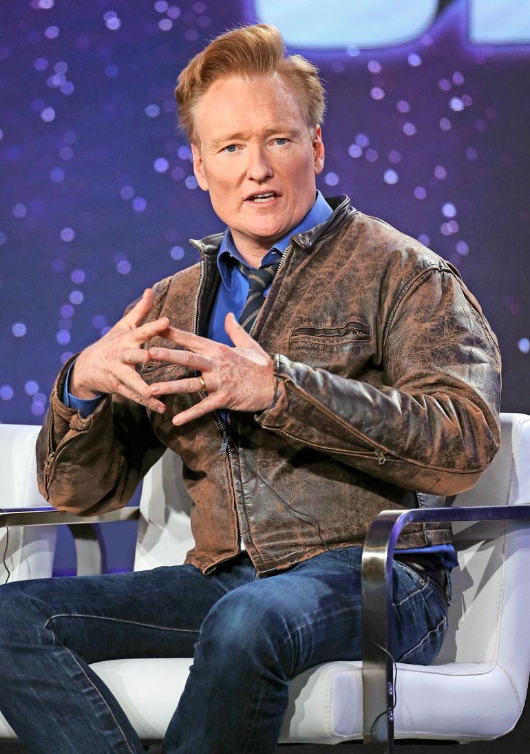 Conan O`Brien
