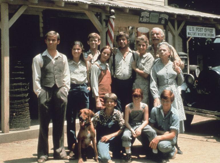 Waltonin perhe