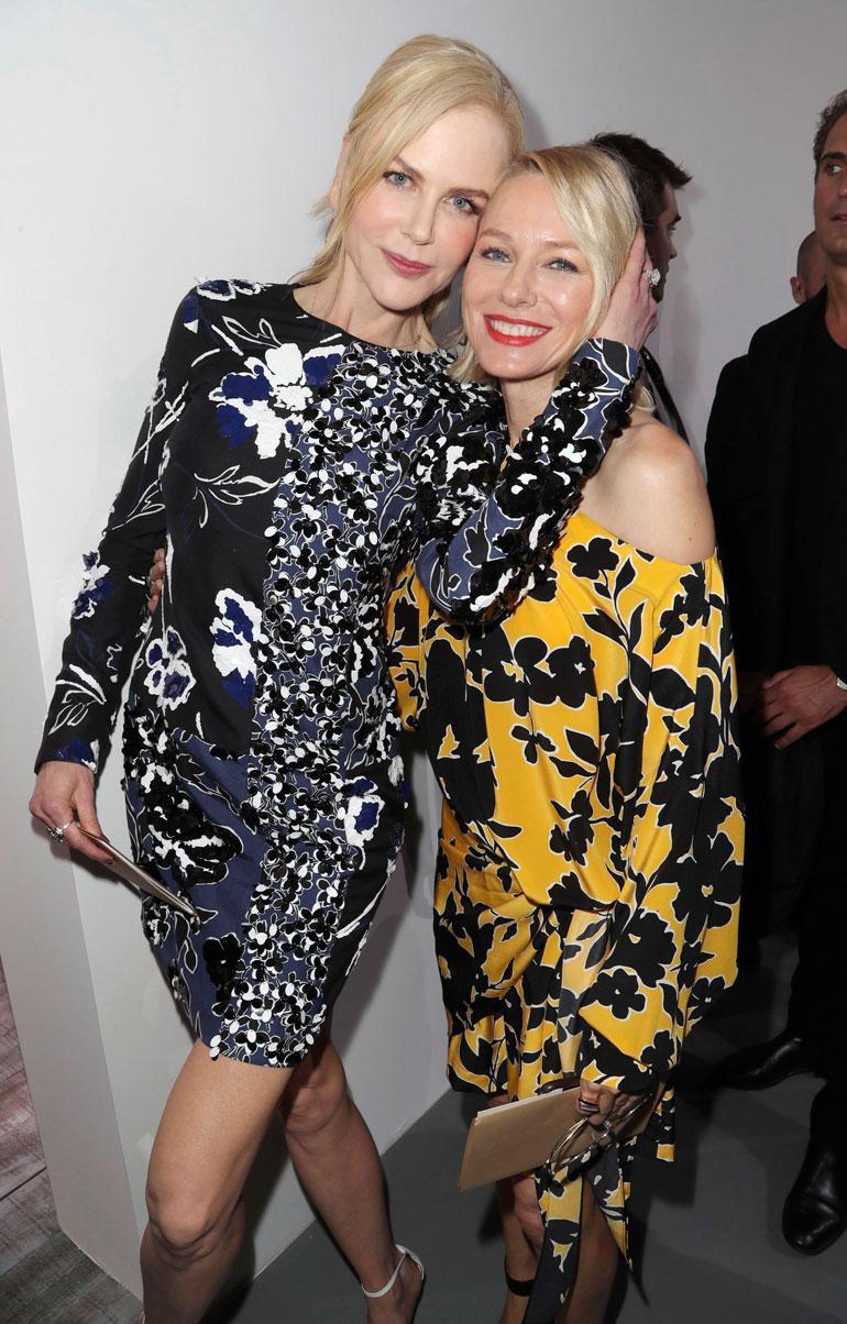 Nicole Kidman ja Naomi Watts