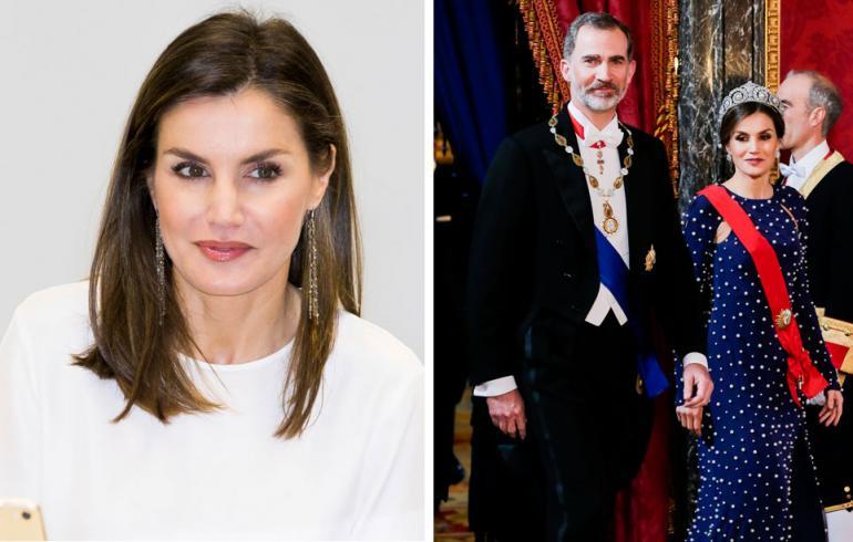 Espanjan hallitsijapari Felipe ja Letizia