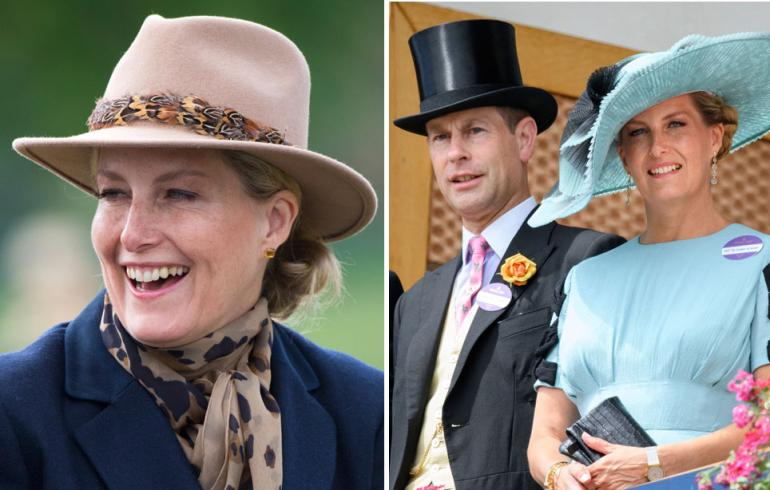 Prinssi Edward ja Wessexin kreivitär Sophie