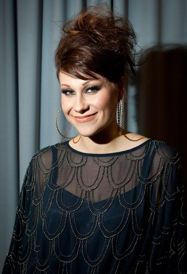 Kristiina Brask kuvattuna vuonna 2011.