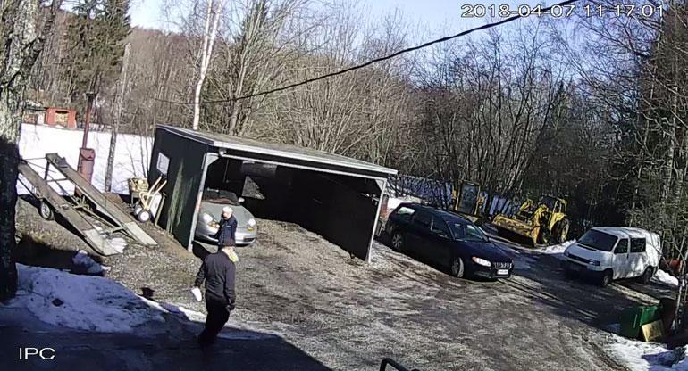 Poliisin valvontakamerakuvaa Satu Anderssonista