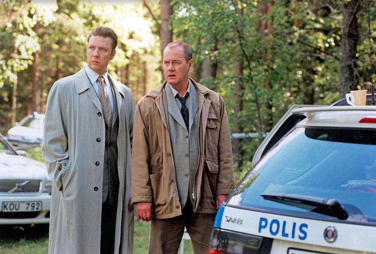 Mikael ehti näytellä yli 30 Beck-trillerissä. Pohjoismaiden lisäksi sarja saavutti suuren suosion Saksassa.