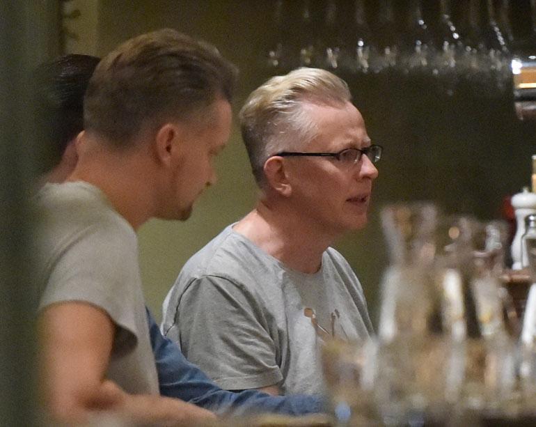 Pekka Pouta ja Mikko Ahti