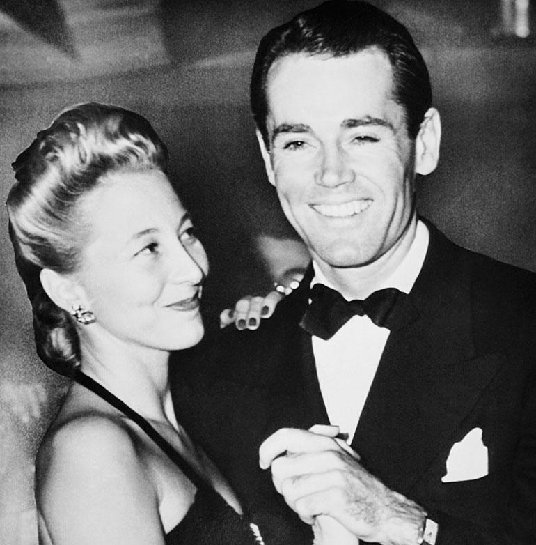 Frances ja Henry Fonda