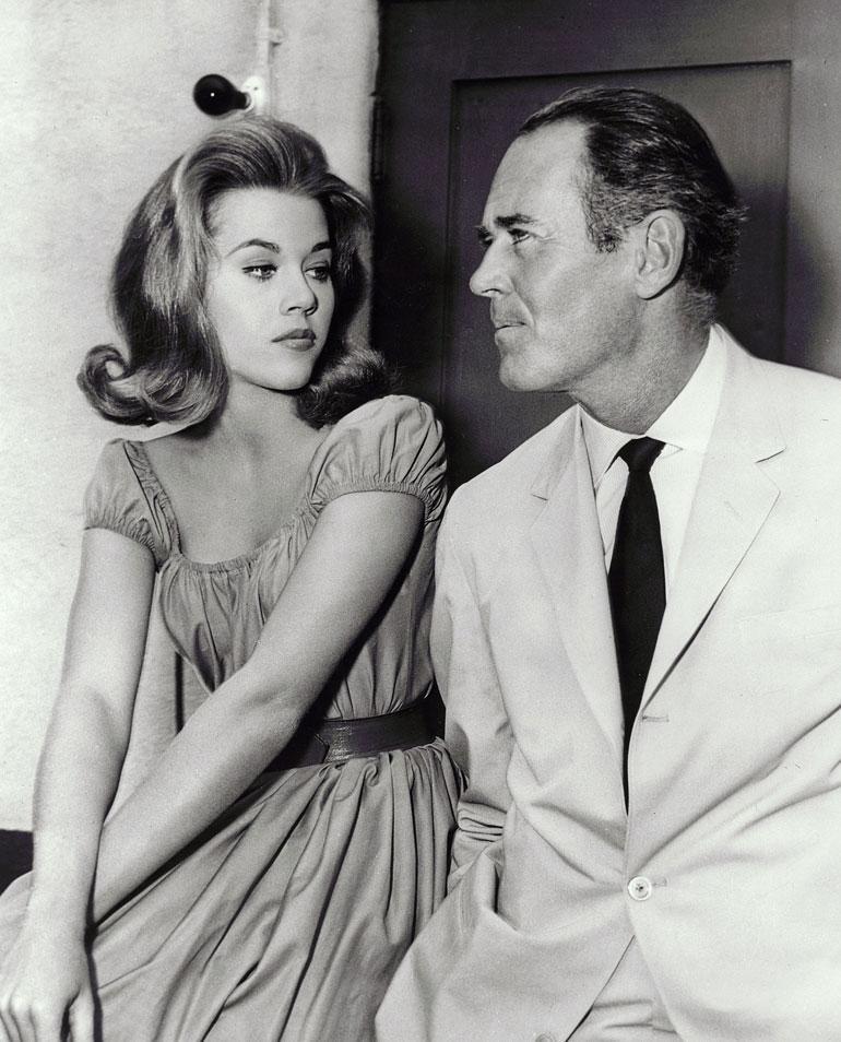 Jane ja Henry Fonda