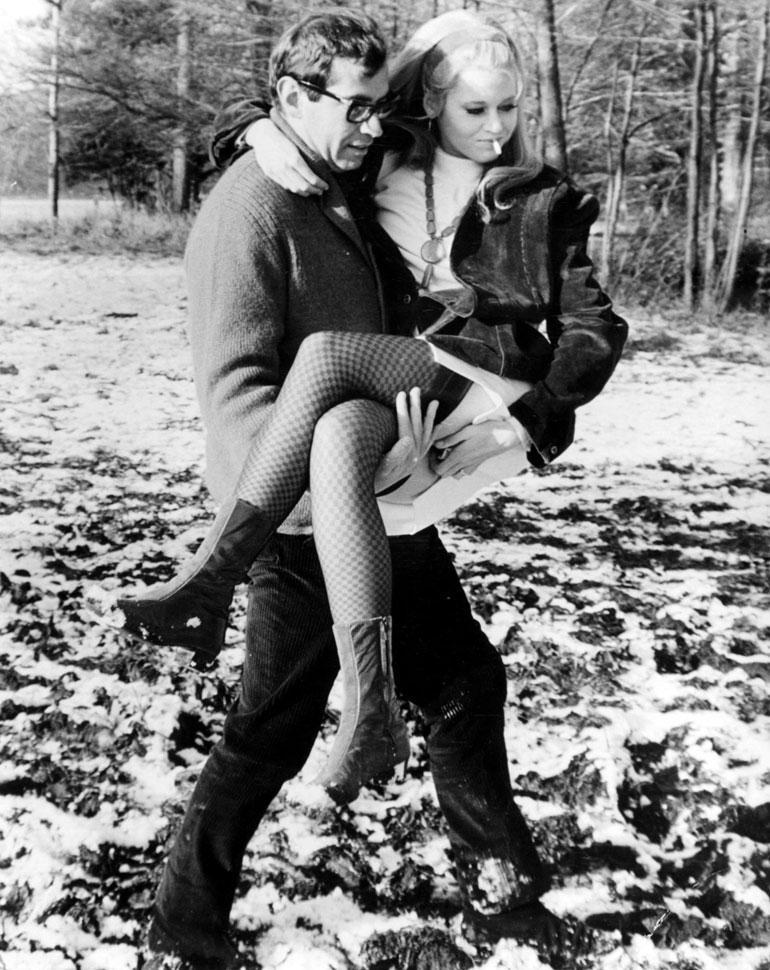Roger Vadim ja Jane Fonda