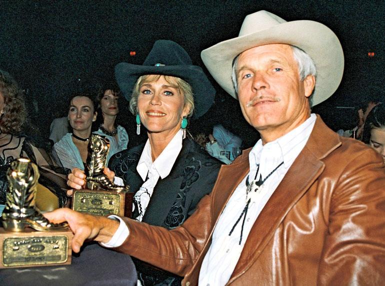 Ted Turner ja Jane Fonda