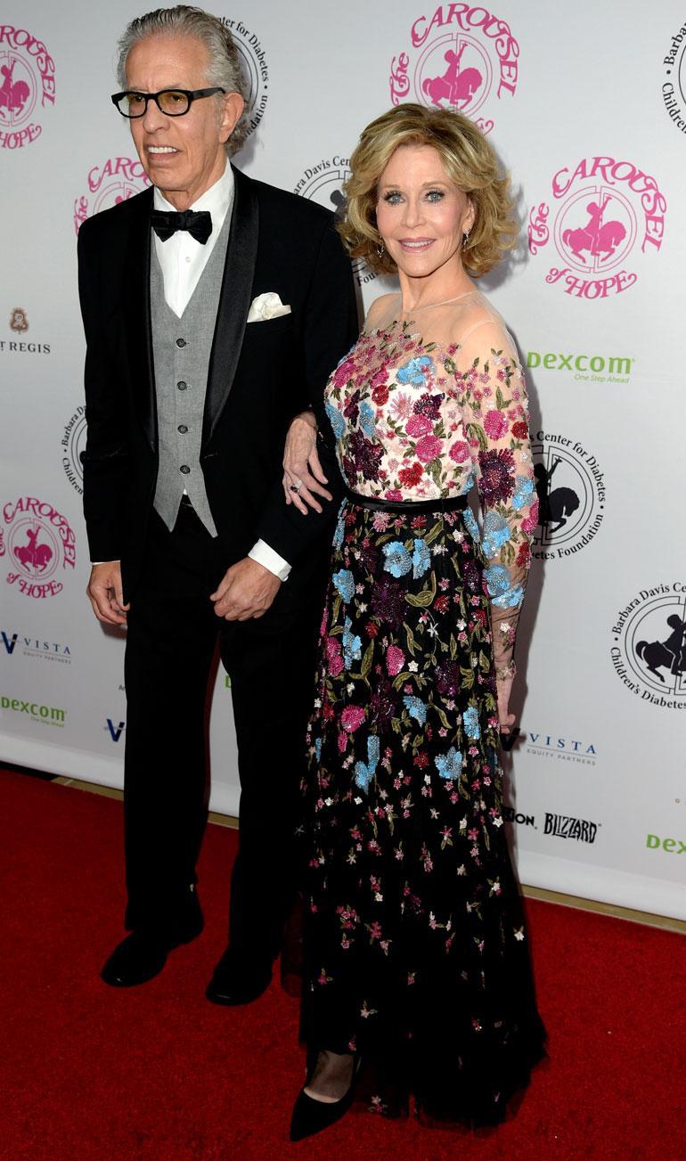 Richard Perry ja Jane Fonda