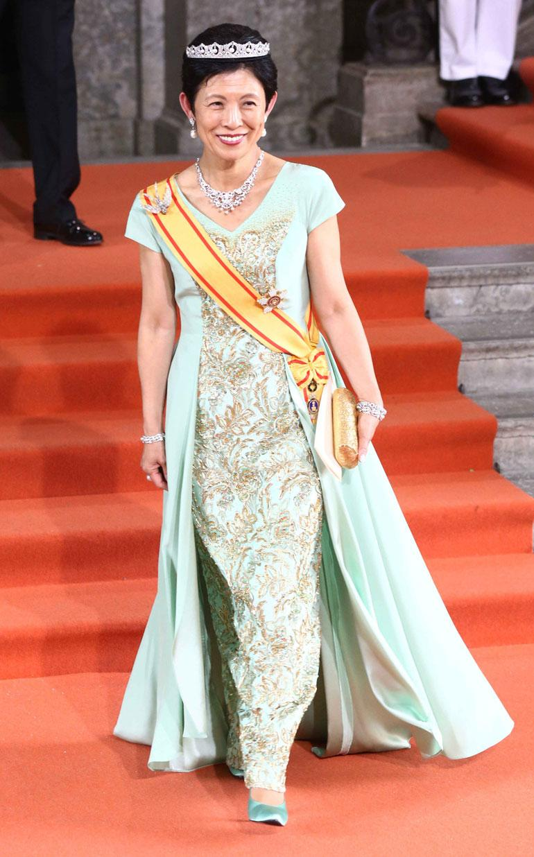 Japanin prinsessa Takamado