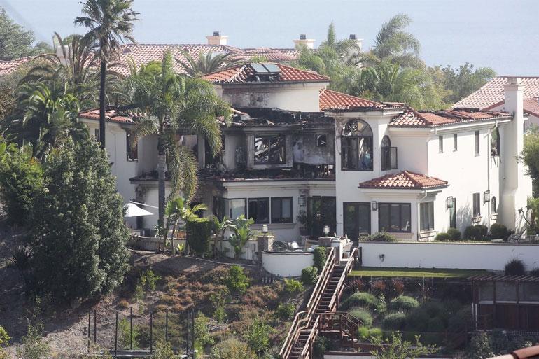 Camille Grammerin palanut talo