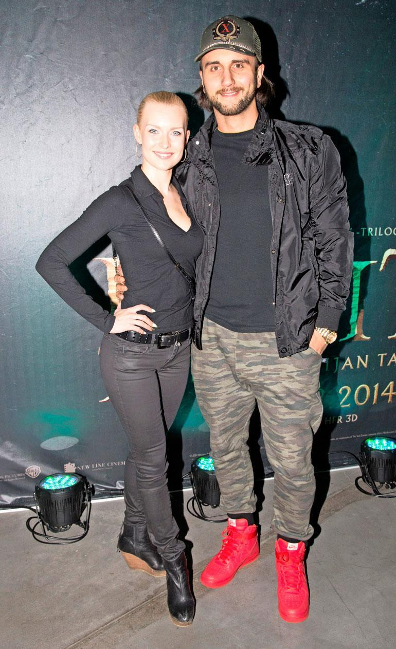 Kia ja Nikita erosivat aiemmin tänä vuonna.
