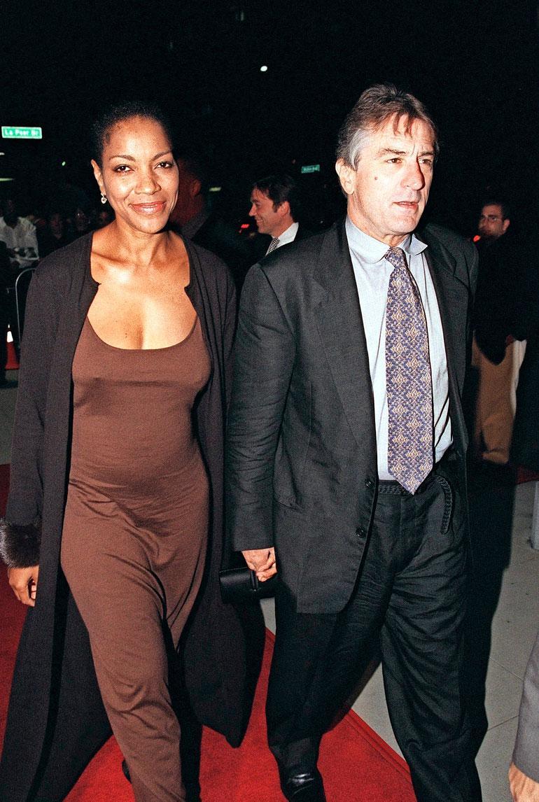 Robert ja Grace De Niro