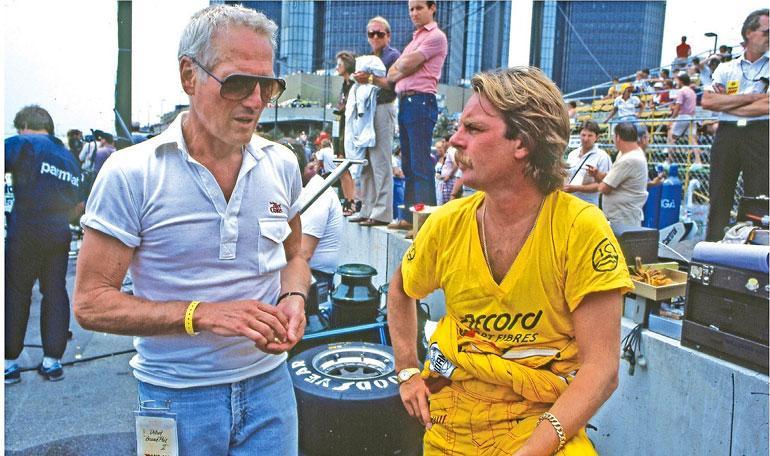 Paul Newman ja Keke.