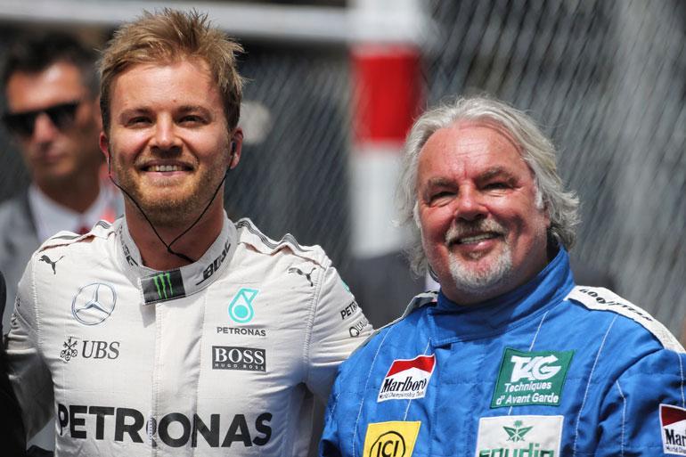 Nico ja Keke ovat moottoriurheilun kuninkuusluokan maailmanmestareita.
