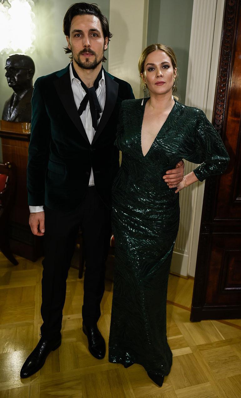 Pihla Viitala ja hänen rakkaansa Alexander Schimpf