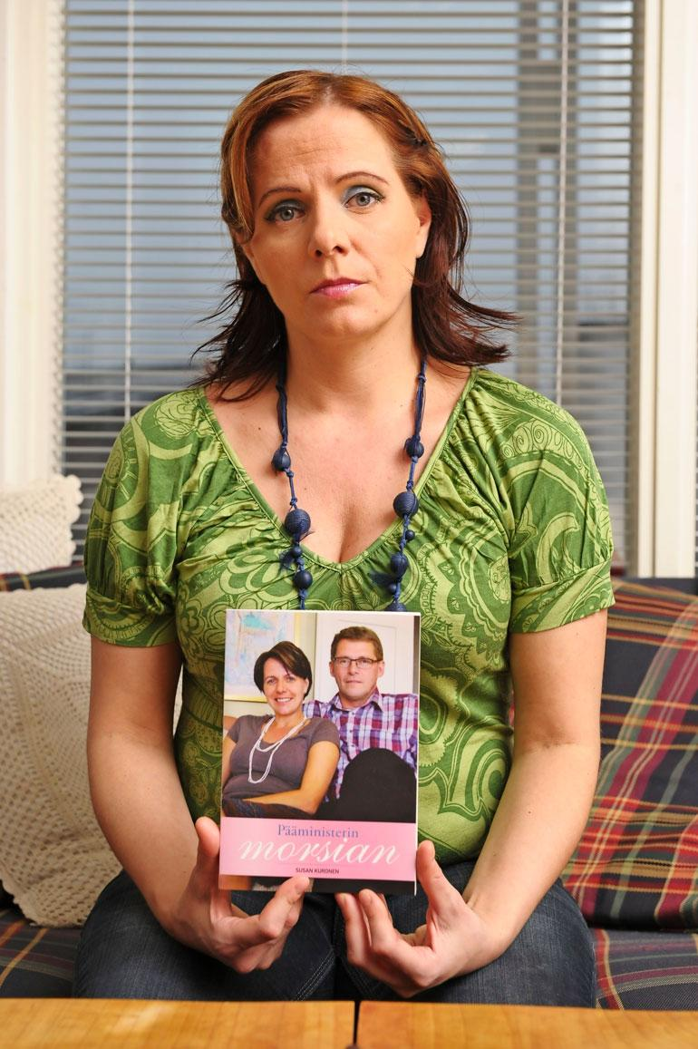 Susan julkaisi paljastuskirjan suhteestaan Matti Vanhaseen.