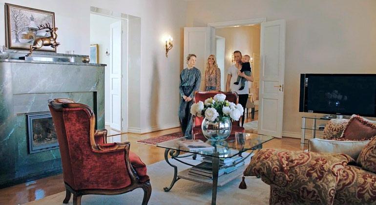 Forssellien kotiin tutustuttiin Maria Veitolan Yökylässäohjelmassa vuosi sitten.
